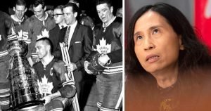 Dr. Theresa Tam declares lockdowns will be over when the Leafs win a cup