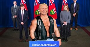 Premier Ford comes back with new look, new style, new attitude